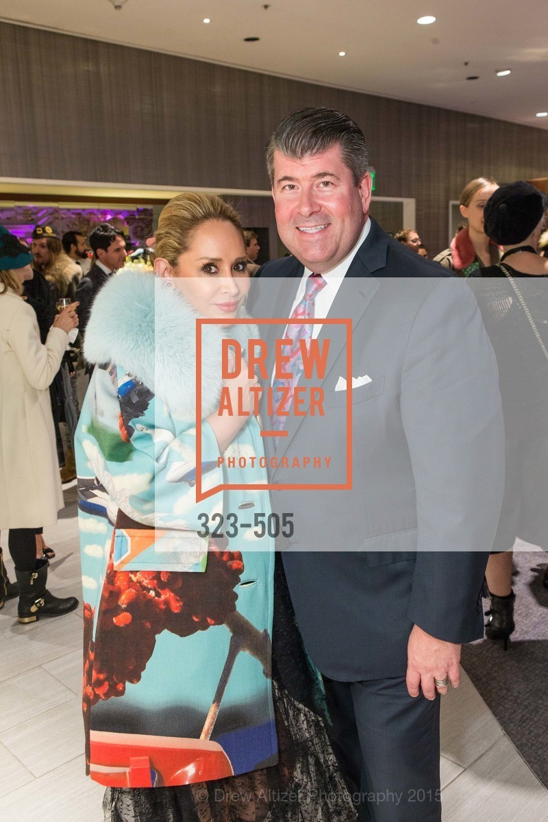 Brenda Zarate, Alan Morrell, Libertine Cocktail Party at Neiman Marcus, Neiman Marcus, November 10th, 2015,Drew Altizer, Drew Altizer Photography, full-service agency, private events, San Francisco photographer, photographer california