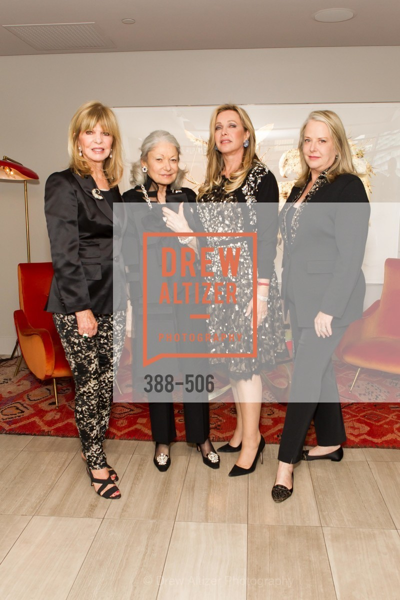 Susan Niven, Denise Hale, Lauren King, Nancy Oakes, 140408-grisogono-final, US. US, April 9th, 2014,Drew Altizer, Drew Altizer Photography, full-service agency, private events, San Francisco photographer, photographer california