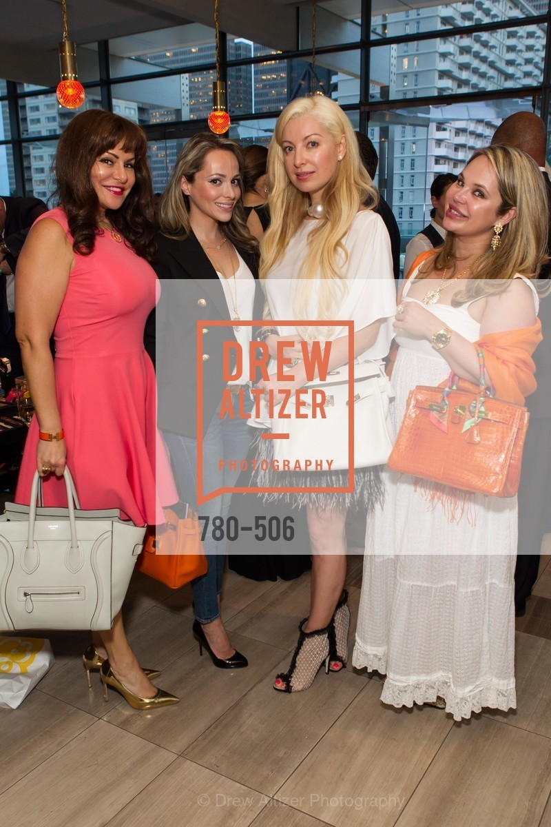 Anna Dubrovsky, Nona Volfson, Sonya Molodetskaya, Rada Katz, 140408-grisogono-final, US. US, April 9th, 2014,Drew Altizer, Drew Altizer Photography, full-service event agency, private events, San Francisco photographer, photographer California