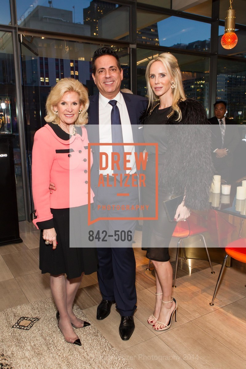 Dede Wilsey, Giovanni Mattera, Vanessa Getty, 140408-grisogono-final, US. US, April 9th, 2014,Drew Altizer, Drew Altizer Photography, full-service agency, private events, San Francisco photographer, photographer california