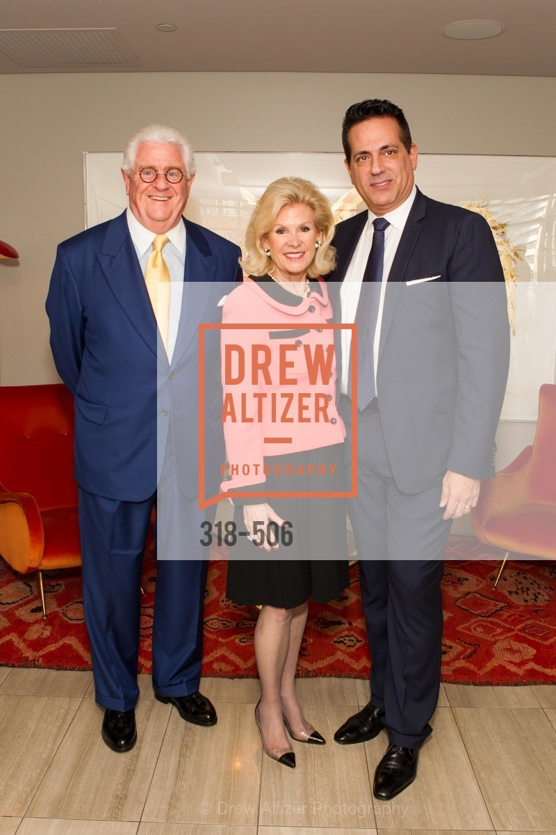 Bob Hill, Dede Wilsey, Giovanni Mattera, 140408-grisogono-final, US. US, April 9th, 2014,Drew Altizer, Drew Altizer Photography, full-service agency, private events, San Francisco photographer, photographer california