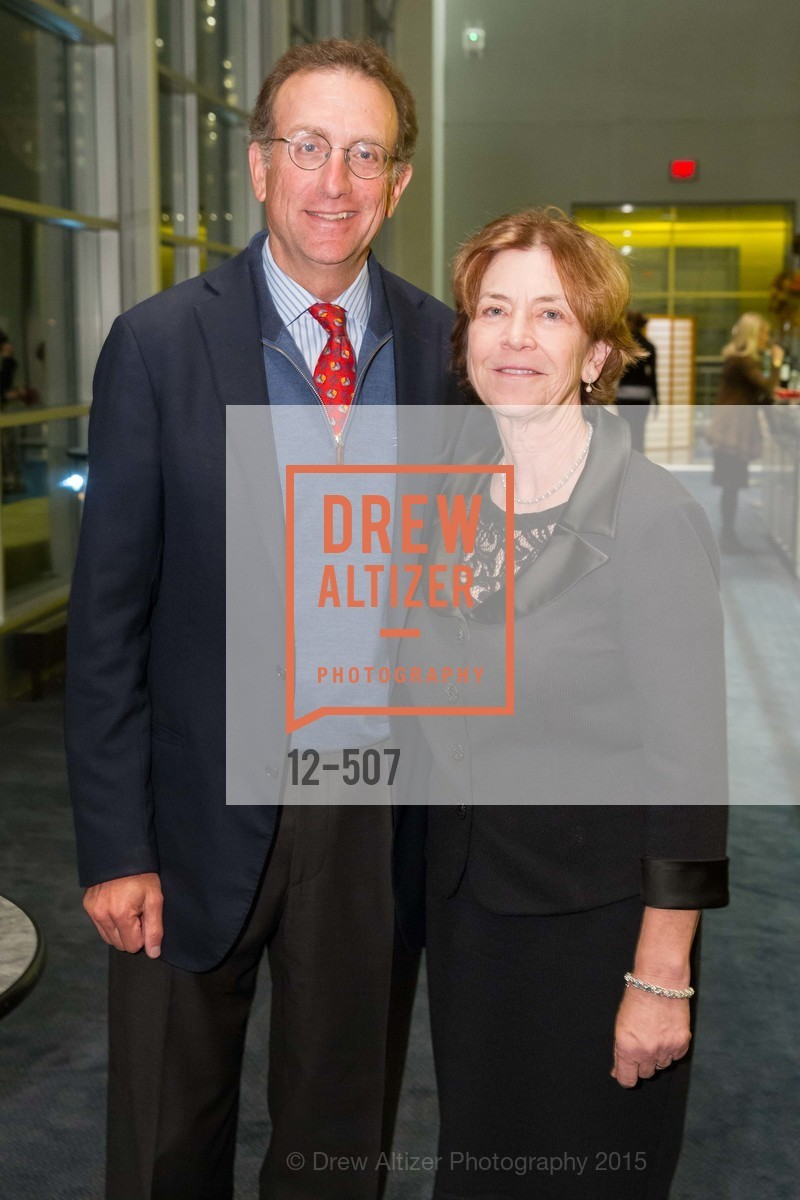 Sam Bronfman, Donna Randall, Cancer Prevention Institute of California Presents DanceFAR, YBCA Theatre and Forum. 701 Mission Street, November 10th, 2015,Drew Altizer, Drew Altizer Photography, full-service agency, private events, San Francisco photographer, photographer california