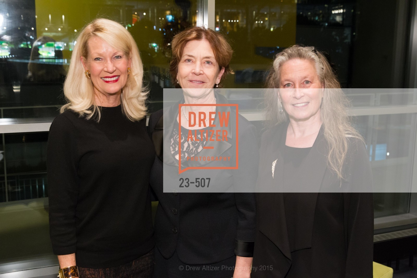Joan Gillette, Donna Randall, Joan Lazarus, Cancer Prevention Institute of California Presents DanceFAR, YBCA Theatre and Forum. 701 Mission Street, November 10th, 2015,Drew Altizer, Drew Altizer Photography, full-service agency, private events, San Francisco photographer, photographer california