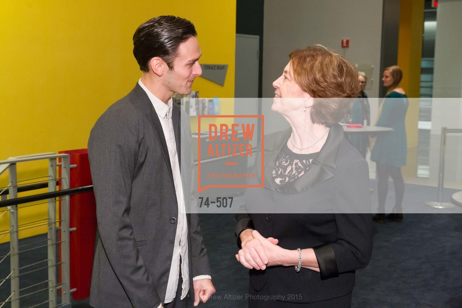 Garen Scribner, Donna Randall, Cancer Prevention Institute of California Presents DanceFAR, YBCA Theatre and Forum. 701 Mission Street, November 10th, 2015,Drew Altizer, Drew Altizer Photography, full-service event agency, private events, San Francisco photographer, photographer California