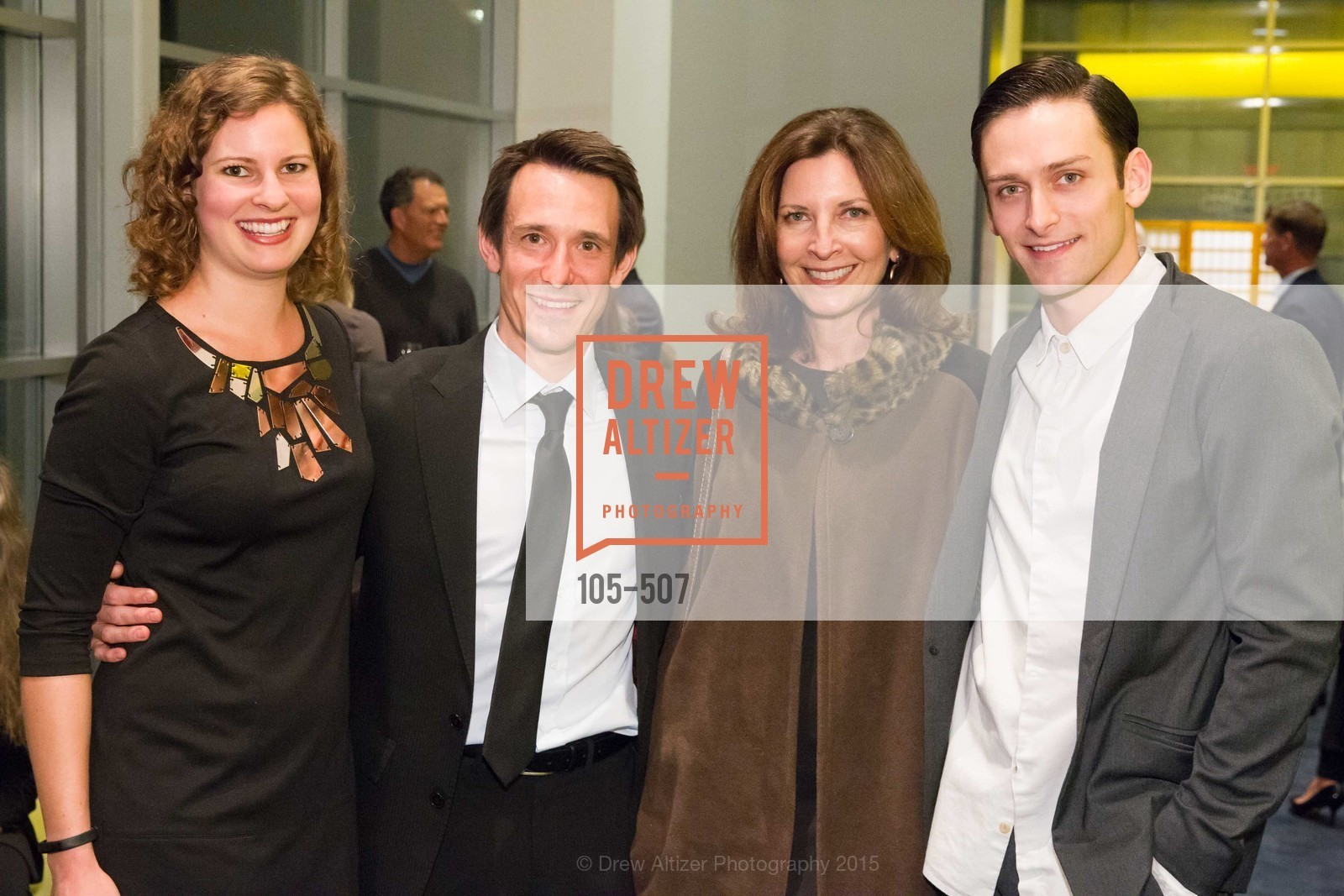 Courtney Buchanan, James Sofranko, Karen Bergman, Garen Scribner, Cancer Prevention Institute of California Presents DanceFAR, YBCA Theatre and Forum. 701 Mission Street, November 10th, 2015,Drew Altizer, Drew Altizer Photography, full-service event agency, private events, San Francisco photographer, photographer California