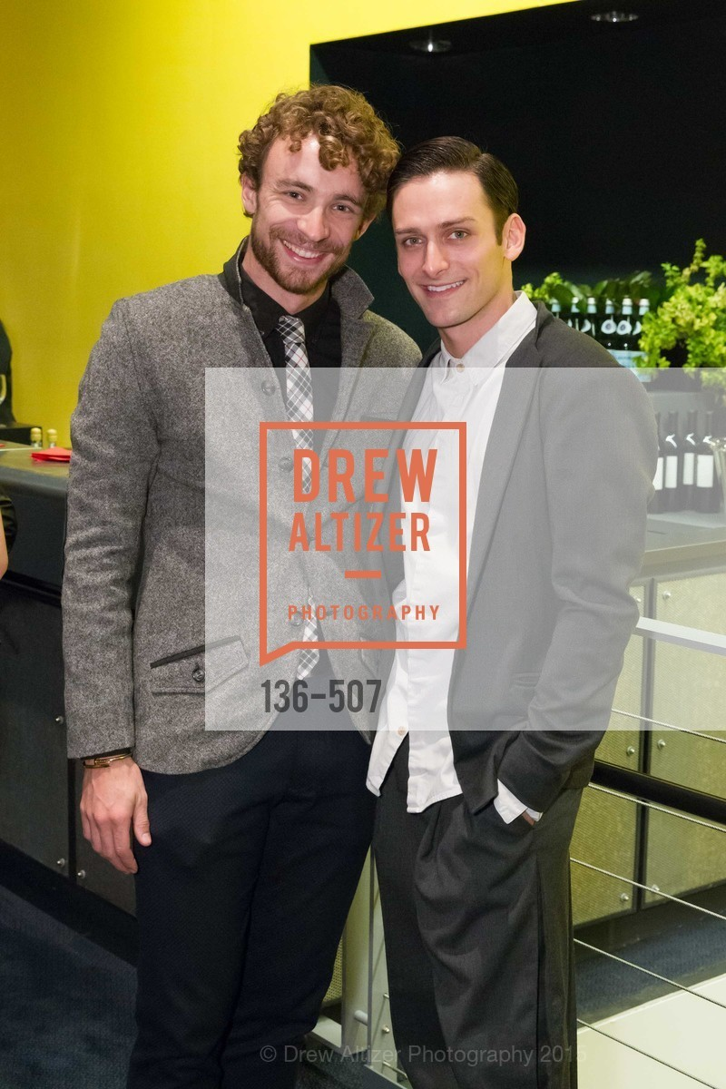Quinn Wharton, Garen Scribner, Cancer Prevention Institute of California Presents DanceFAR, YBCA Theatre and Forum. 701 Mission Street, November 10th, 2015,Drew Altizer, Drew Altizer Photography, full-service event agency, private events, San Francisco photographer, photographer California