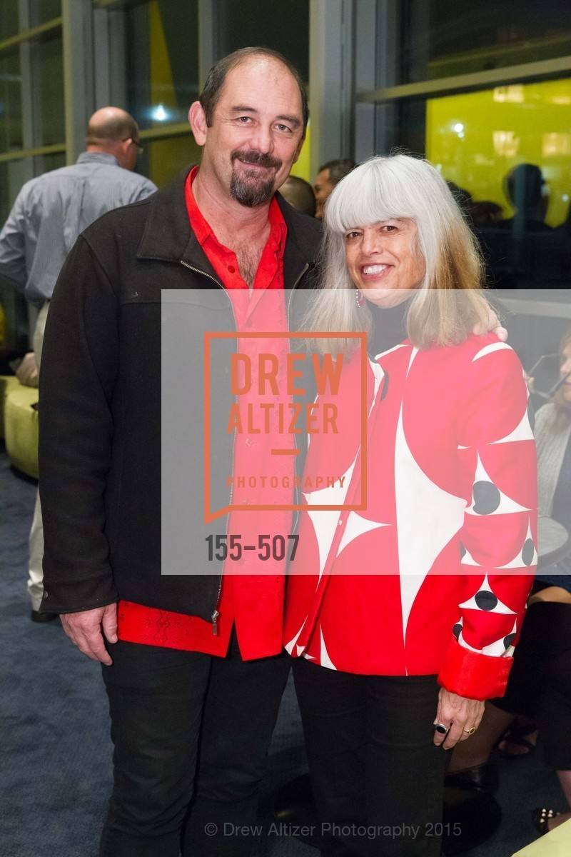 Mark Gunson, Lisa VanCleef, Cancer Prevention Institute of California Presents DanceFAR, YBCA Theatre and Forum. 701 Mission Street, November 10th, 2015,Drew Altizer, Drew Altizer Photography, full-service event agency, private events, San Francisco photographer, photographer California