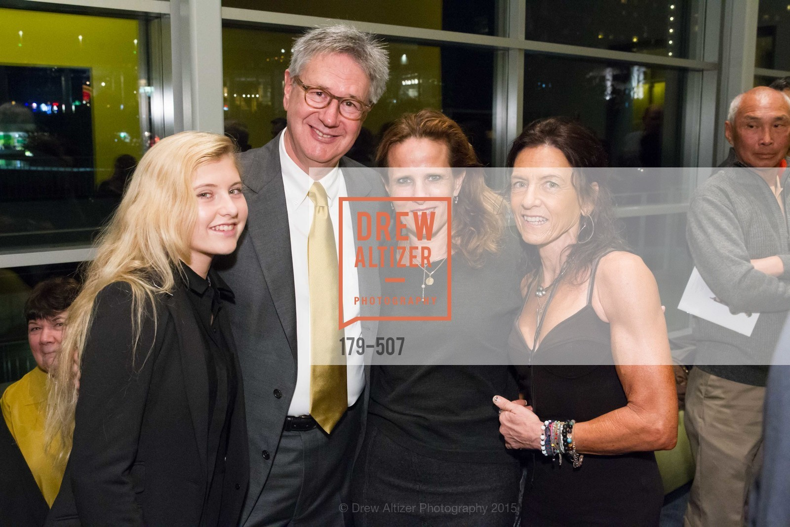 Sofia Dillingham, Gordon Brody, Beatrice Bienamie, Lisa Giannoni, Cancer Prevention Institute of California Presents DanceFAR, YBCA Theatre and Forum. 701 Mission Street, November 10th, 2015,Drew Altizer, Drew Altizer Photography, full-service agency, private events, San Francisco photographer, photographer california