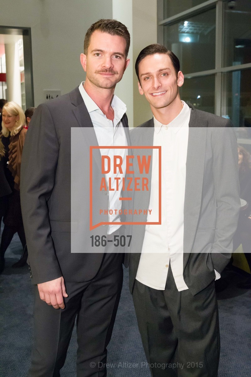Brad Hock, Garen Scribner, Cancer Prevention Institute of California Presents DanceFAR, YBCA Theatre and Forum. 701 Mission Street, November 10th, 2015,Drew Altizer, Drew Altizer Photography, full-service agency, private events, San Francisco photographer, photographer california