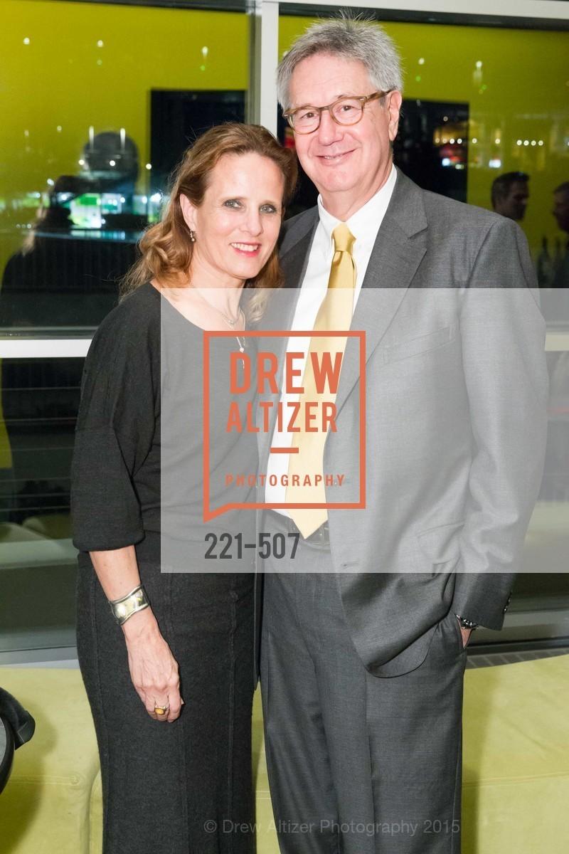 Beatrice Bienamie, Gordon Brody, Cancer Prevention Institute of California Presents DanceFAR, YBCA Theatre and Forum. 701 Mission Street, November 10th, 2015
