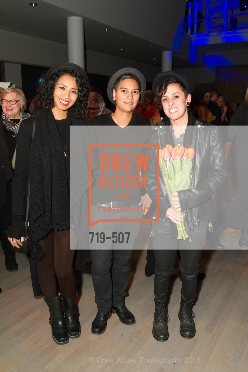 Cheryl Kaino, Jude Rahim, Niki Shawn, Cancer Prevention Institute of California Presents DanceFAR, YBCA Theatre and Forum. 701 Mission Street, November 10th, 2015,Drew Altizer, Drew Altizer Photography, full-service agency, private events, San Francisco photographer, photographer california