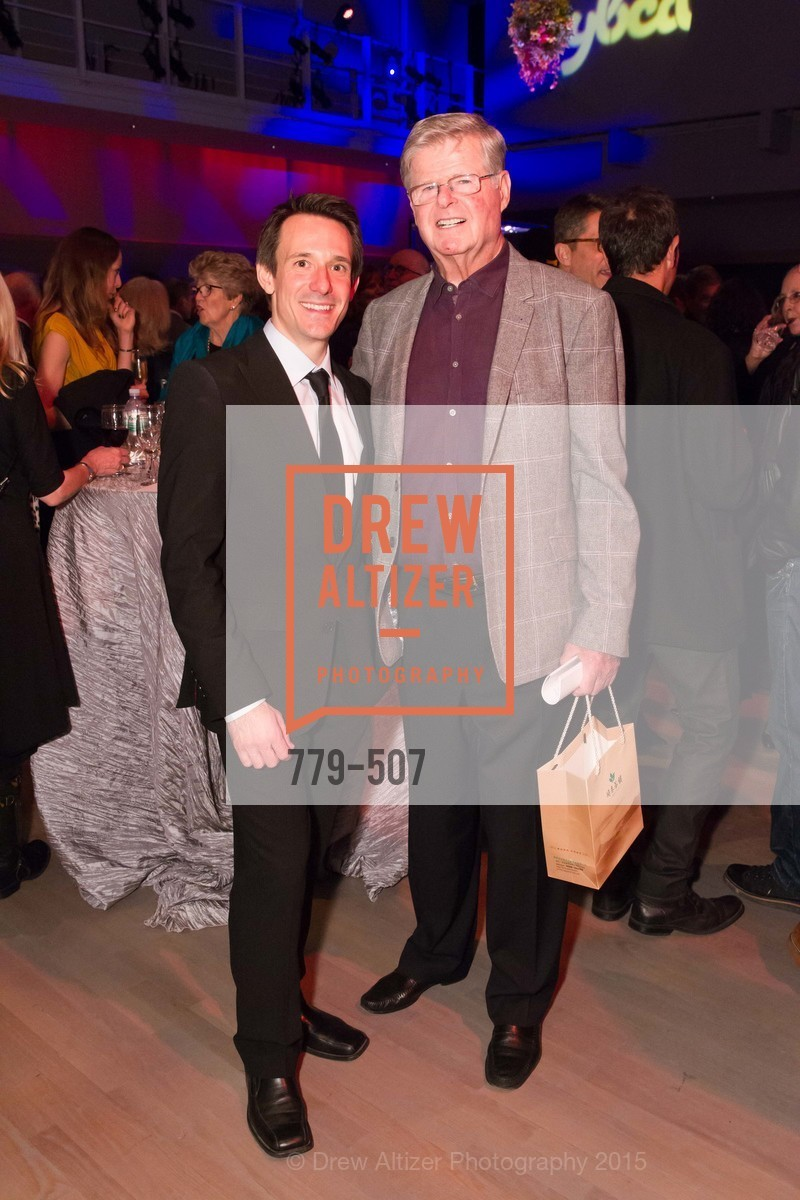 James Sofranko, Richard Barker, Cancer Prevention Institute of California Presents DanceFAR, YBCA Theatre and Forum. 701 Mission Street, November 10th, 2015,Drew Altizer, Drew Altizer Photography, full-service agency, private events, San Francisco photographer, photographer california