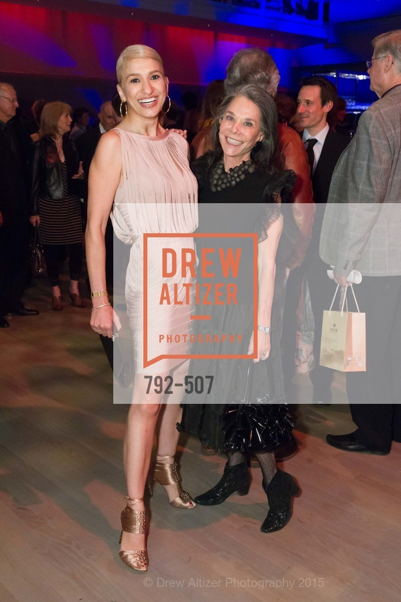 Navid Armstrong, Julie Coplon, Cancer Prevention Institute of California Presents DanceFAR, YBCA Theatre and Forum. 701 Mission Street, November 10th, 2015,Drew Altizer, Drew Altizer Photography, full-service agency, private events, San Francisco photographer, photographer california