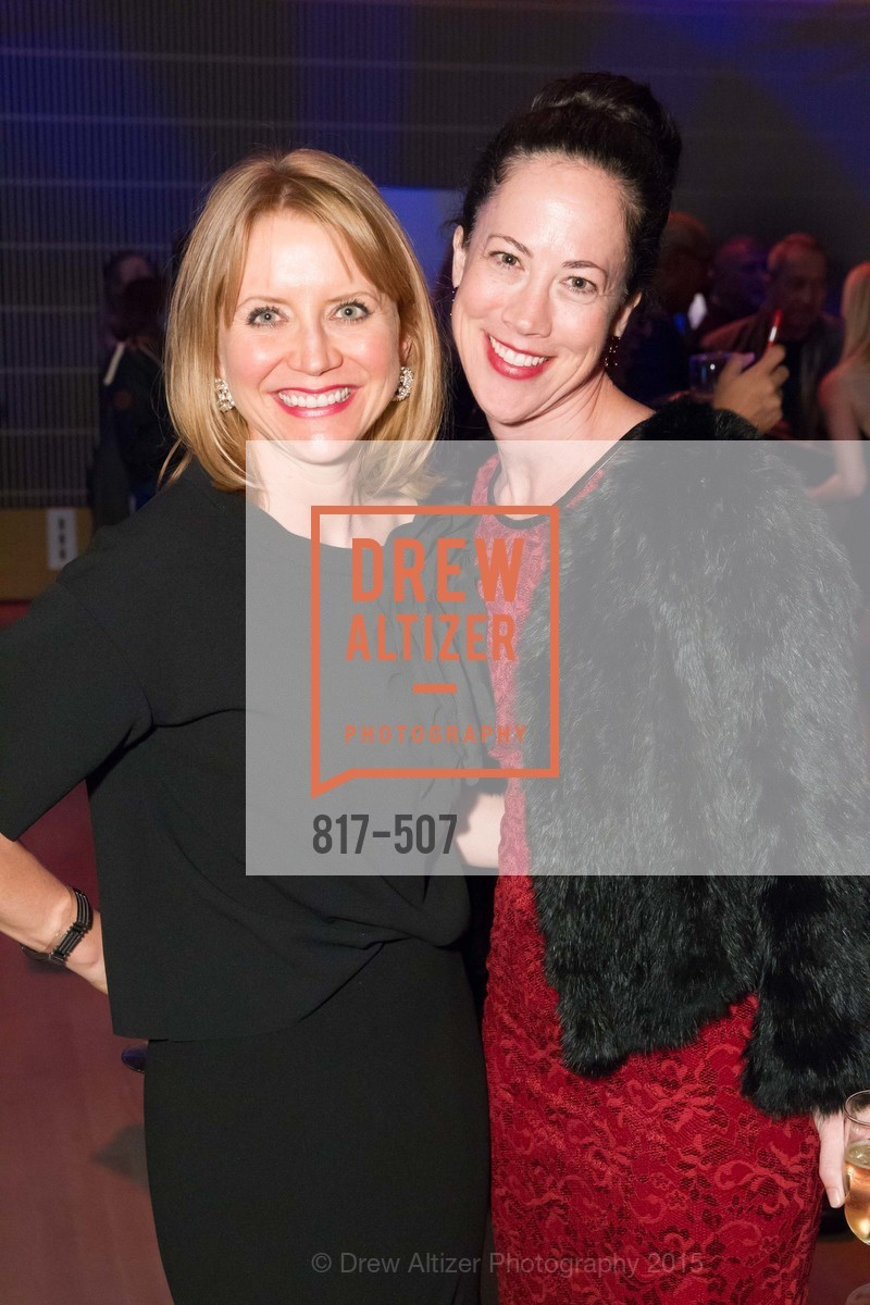 Melissa Burnett, Amy Melton, Cancer Prevention Institute of California Presents DanceFAR, YBCA Theatre and Forum. 701 Mission Street, November 10th, 2015