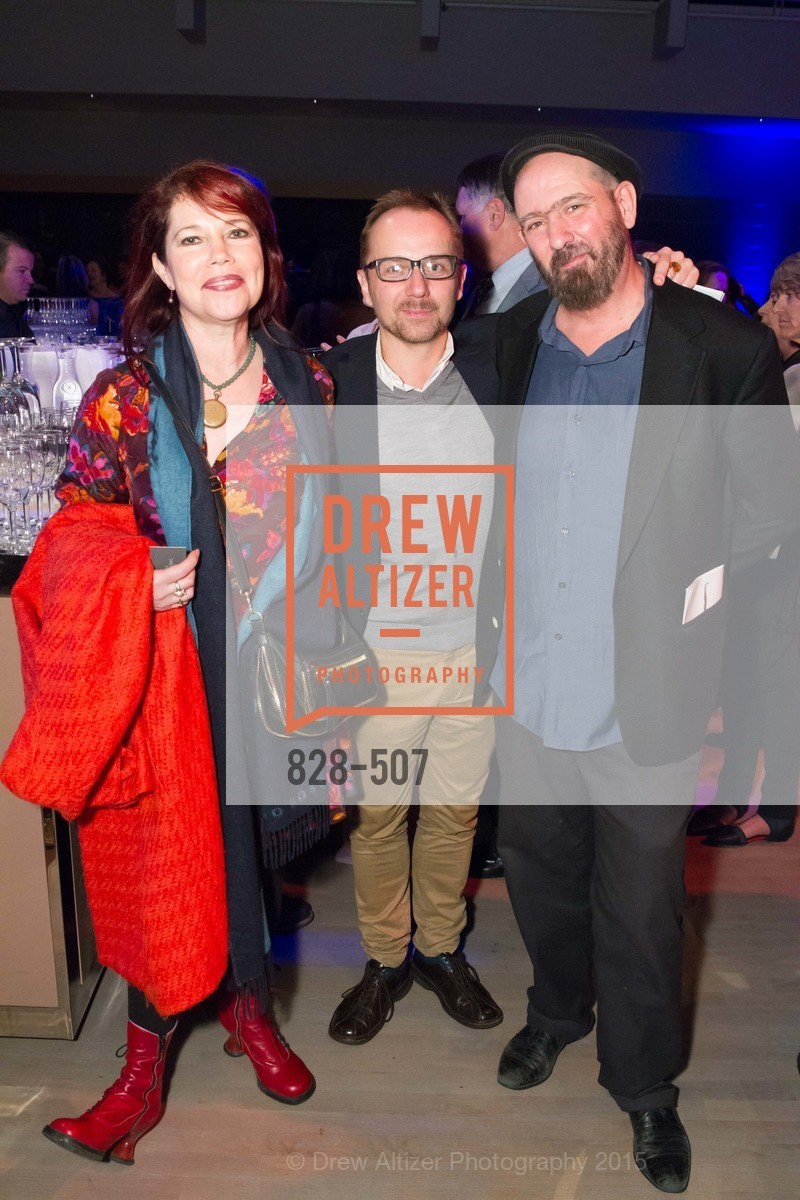 Dana Goldfine, Christopher Stowell, Mark Eidsell, Cancer Prevention Institute of California Presents DanceFAR, YBCA Theatre and Forum. 701 Mission Street, November 10th, 2015,Drew Altizer, Drew Altizer Photography, full-service agency, private events, San Francisco photographer, photographer california