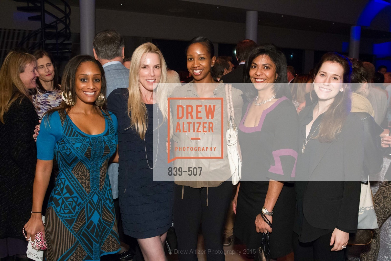 Sabrina Porter, Sharon Demko, Keisha Ramey Pressner, Niquette Hunt, Lauren Giomini, Cancer Prevention Institute of California Presents DanceFAR, YBCA Theatre and Forum. 701 Mission Street, November 10th, 2015