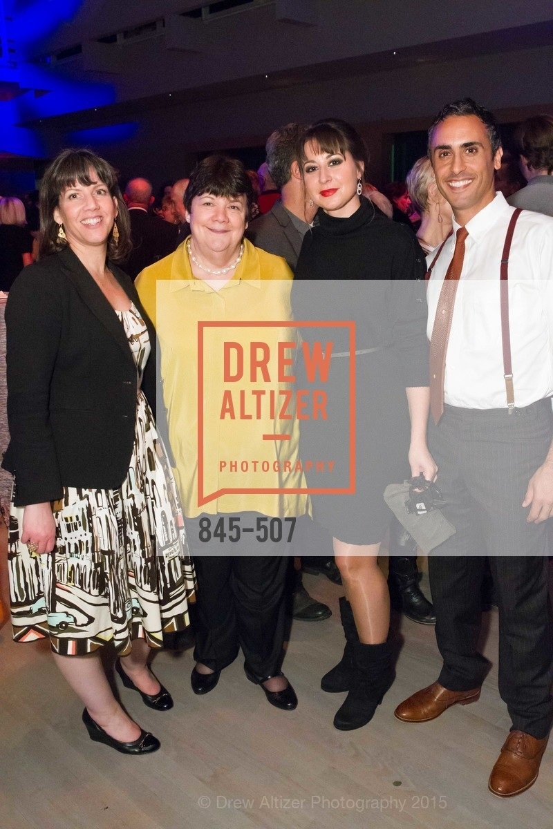 Michelle Shonk, Anne Shonk, Garrone Seau, Benjamin Levy, Cancer Prevention Institute of California Presents DanceFAR, YBCA Theatre and Forum. 701 Mission Street, November 10th, 2015,Drew Altizer, Drew Altizer Photography, full-service event agency, private events, San Francisco photographer, photographer California