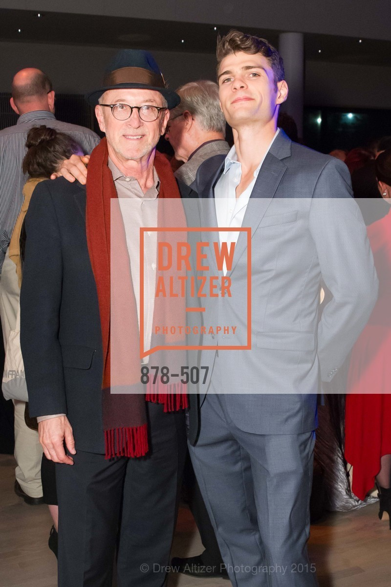 Scott Hale, Ray Tilton, Cancer Prevention Institute of California Presents DanceFAR, YBCA Theatre and Forum. 701 Mission Street, November 10th, 2015,Drew Altizer, Drew Altizer Photography, full-service event agency, private events, San Francisco photographer, photographer California