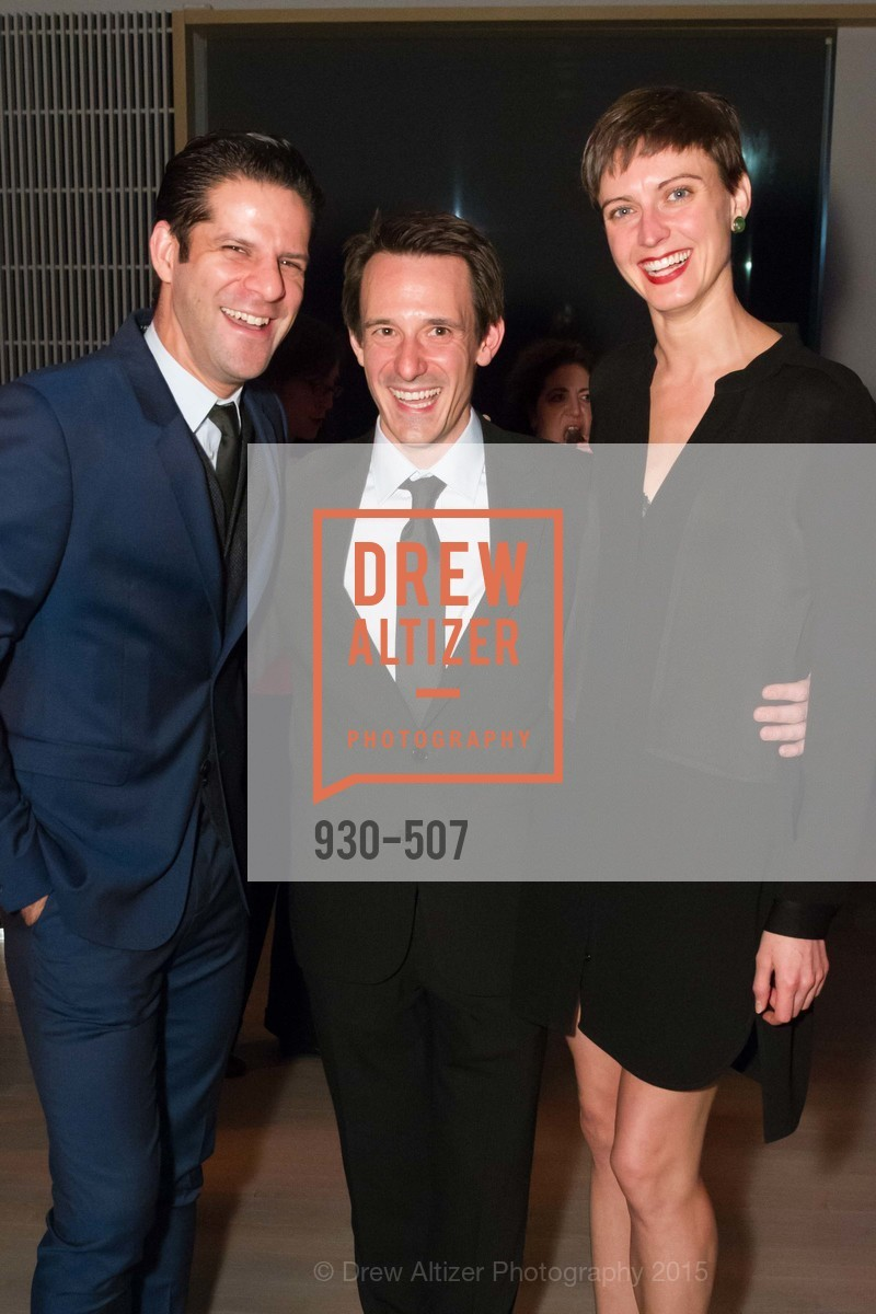 Marcelo Gomez, James Sofranko, Meredith Webster, Cancer Prevention Institute of California Presents DanceFAR, YBCA Theatre and Forum. 701 Mission Street, November 10th, 2015,Drew Altizer, Drew Altizer Photography, full-service agency, private events, San Francisco photographer, photographer california