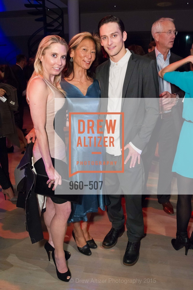 Margaret Karl, Lisa Arcune, Garen Scribner, Cancer Prevention Institute of California Presents DanceFAR, YBCA Theatre and Forum. 701 Mission Street, November 10th, 2015,Drew Altizer, Drew Altizer Photography, full-service agency, private events, San Francisco photographer, photographer california