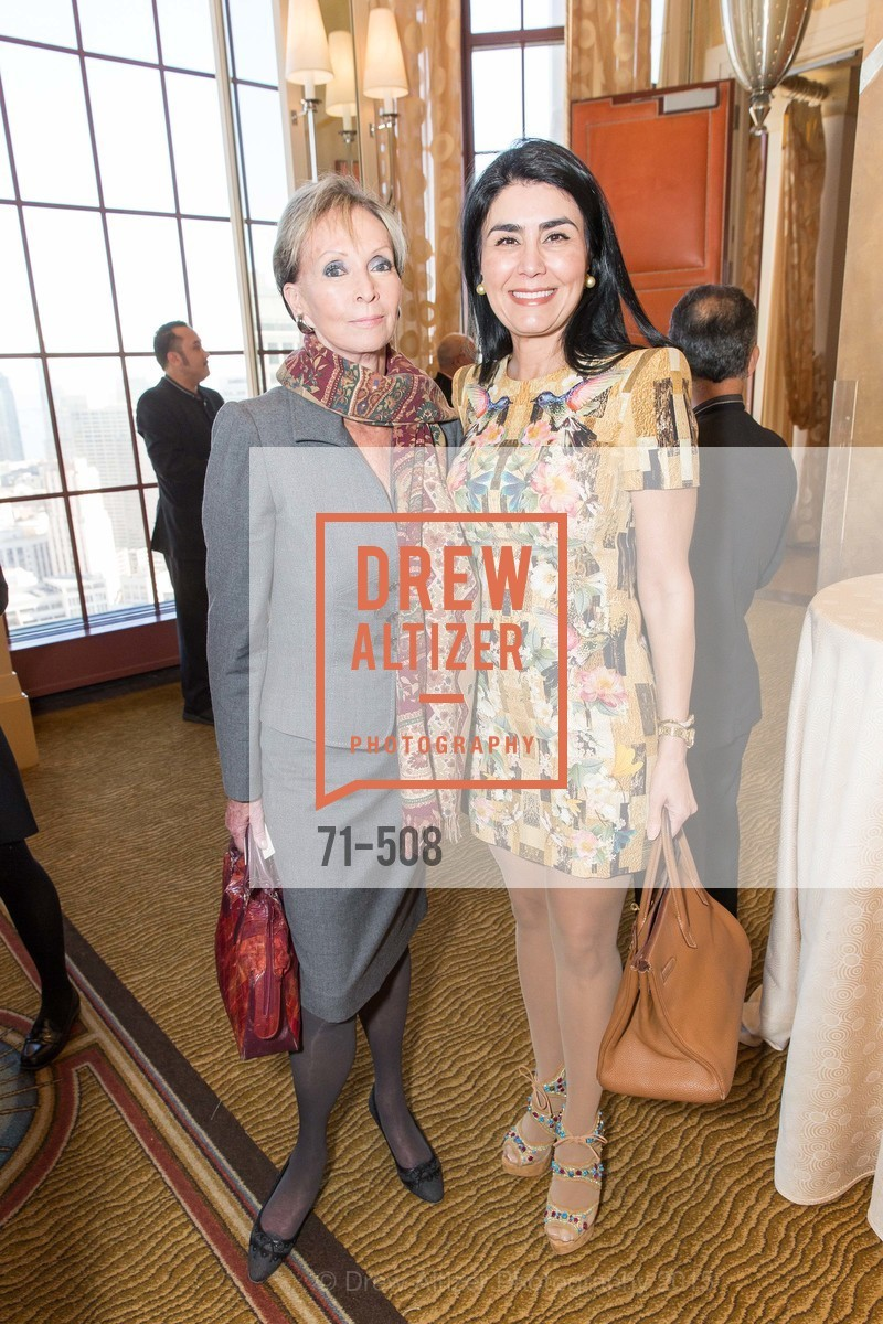 Sallie Huntting, Afsaneh Akhtari, San Francisco Opera Guild Annual Meeting & Luncheon, The Westin St. Francis Union Square. 335 Powell St, November 10th, 2015,Drew Altizer, Drew Altizer Photography, full-service event agency, private events, San Francisco photographer, photographer California
