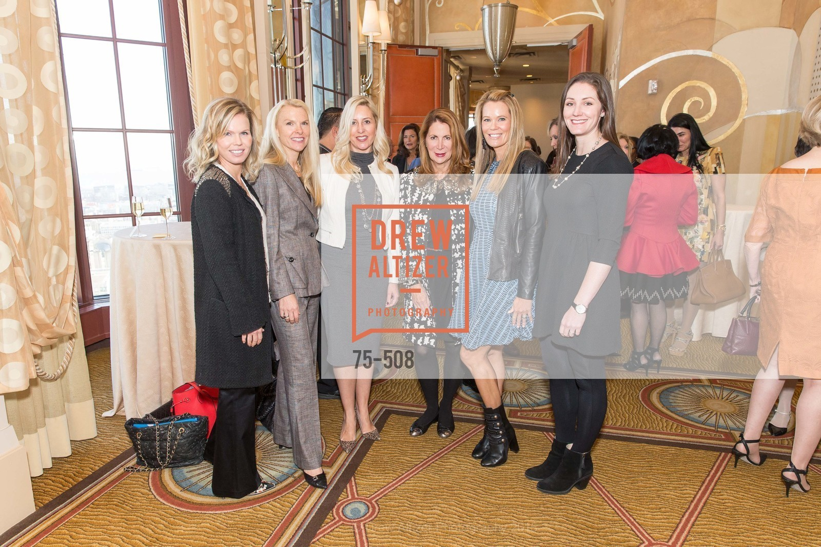 Claire Fluhr, Linle Froebe, Ginny Ziegler, Patricia Ferrin Loucks, Stephanie Tuttle, Annie Schieding, San Francisco Opera Guild Annual Meeting & Luncheon, The Westin St. Francis Union Square. 335 Powell St, November 10th, 2015,Drew Altizer, Drew Altizer Photography, full-service agency, private events, San Francisco photographer, photographer california