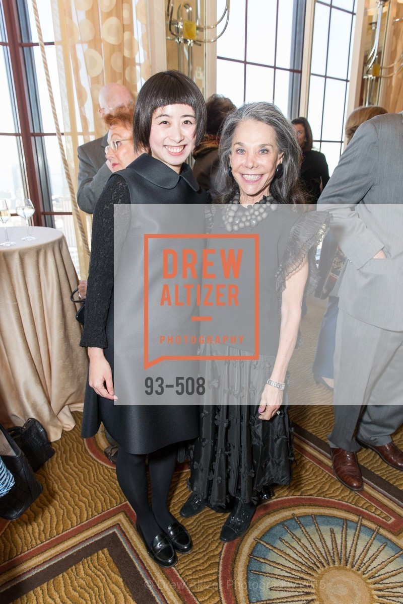 Yuka Uehara, Julie Coplon, San Francisco Opera Guild Annual Meeting & Luncheon, The Westin St. Francis Union Square. 335 Powell St, November 10th, 2015,Drew Altizer, Drew Altizer Photography, full-service agency, private events, San Francisco photographer, photographer california