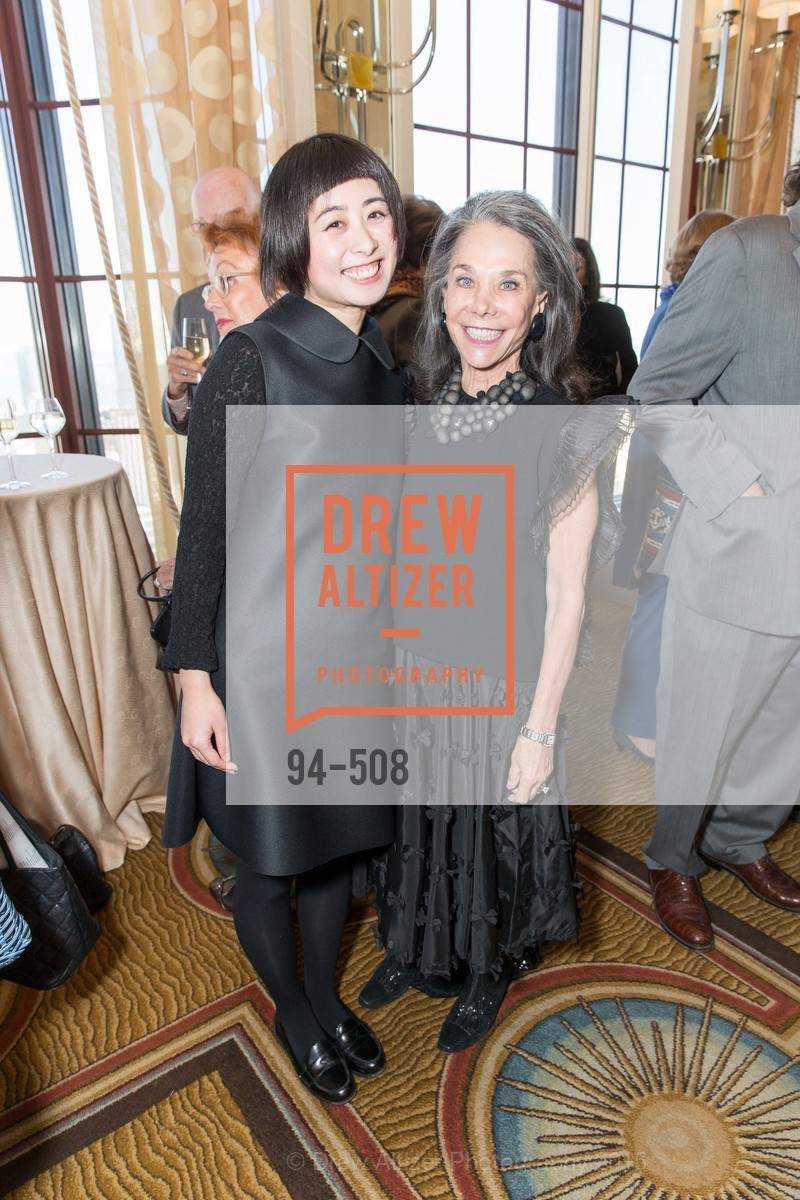 Yuka Uehara, Julie Coplon, San Francisco Opera Guild Annual Meeting & Luncheon, The Westin St. Francis Union Square. 335 Powell St, November 10th, 2015