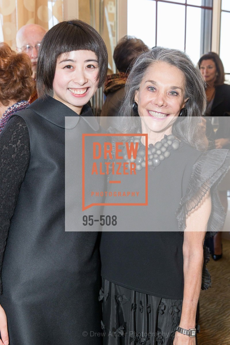 Yuka Uehara, Julie Coplon, San Francisco Opera Guild Annual Meeting & Luncheon, The Westin St. Francis Union Square. 335 Powell St, November 10th, 2015,Drew Altizer, Drew Altizer Photography, full-service event agency, private events, San Francisco photographer, photographer California