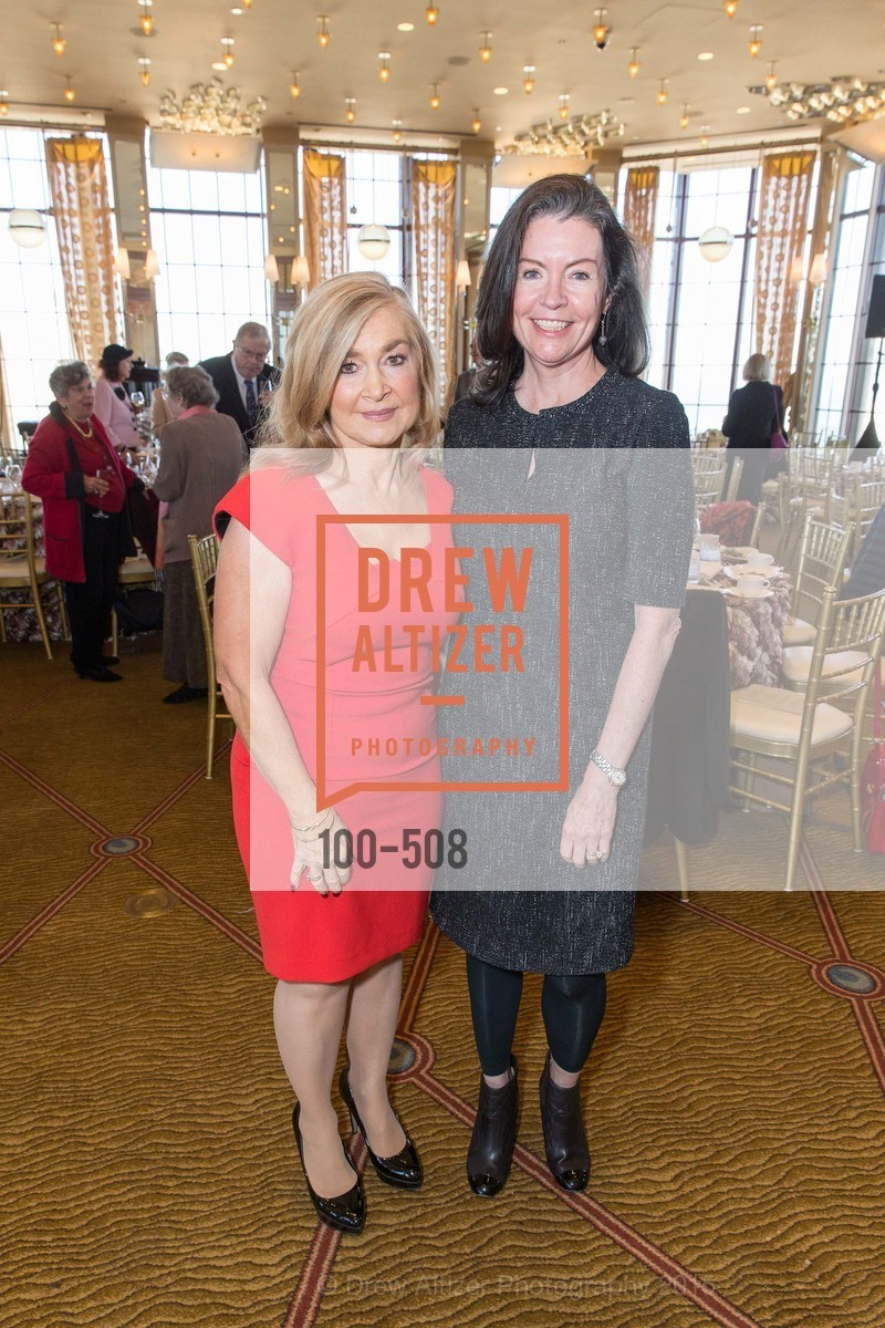 Lynne Edminster, Elizabeth Birka-White, San Francisco Opera Guild Annual Meeting & Luncheon, The Westin St. Francis Union Square. 335 Powell St, November 10th, 2015,Drew Altizer, Drew Altizer Photography, full-service agency, private events, San Francisco photographer, photographer california