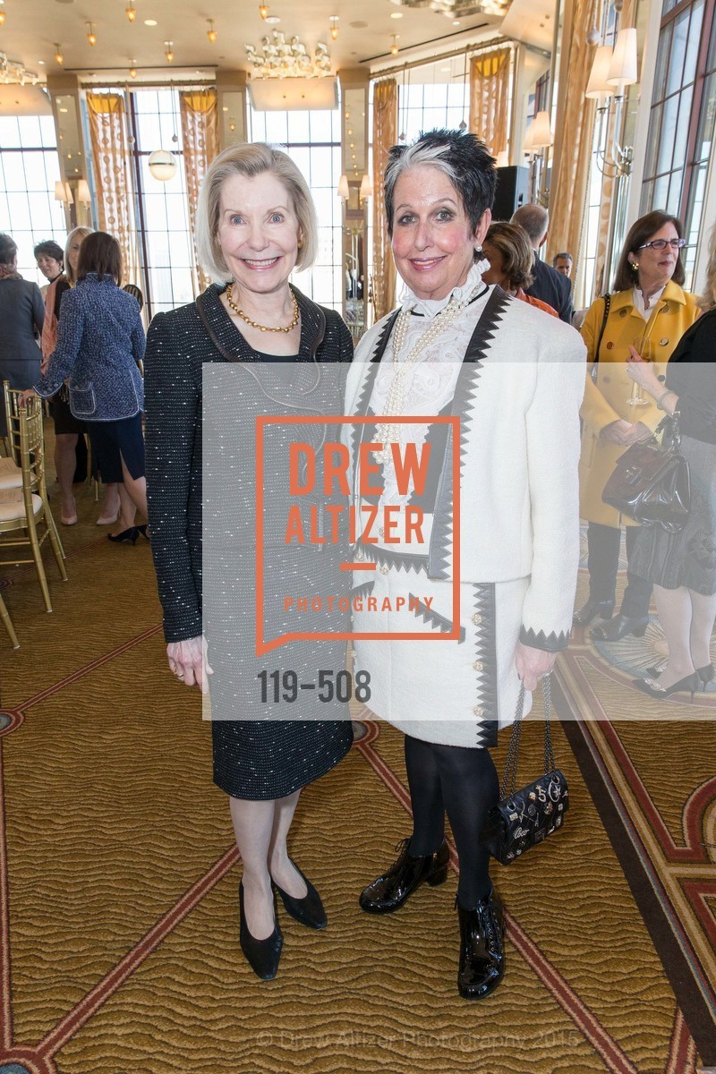 Barbara Traisman, Karen Kubin, San Francisco Opera Guild Annual Meeting & Luncheon, The Westin St. Francis Union Square. 335 Powell St, November 10th, 2015,Drew Altizer, Drew Altizer Photography, full-service agency, private events, San Francisco photographer, photographer california
