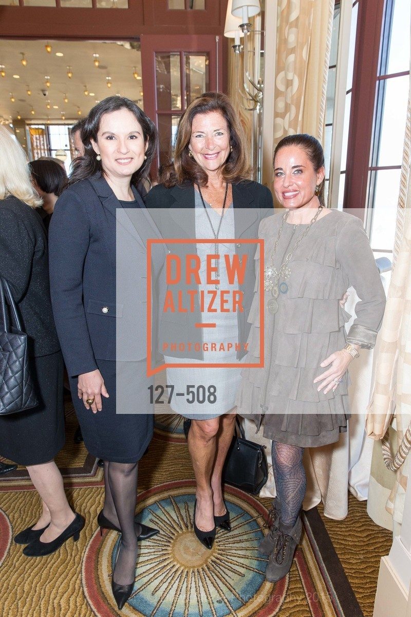 Veronica Watson, Linda Zider, Natalia Urrutia, San Francisco Opera Guild Annual Meeting & Luncheon, The Westin St. Francis Union Square. 335 Powell St, November 10th, 2015,Drew Altizer, Drew Altizer Photography, full-service event agency, private events, San Francisco photographer, photographer California
