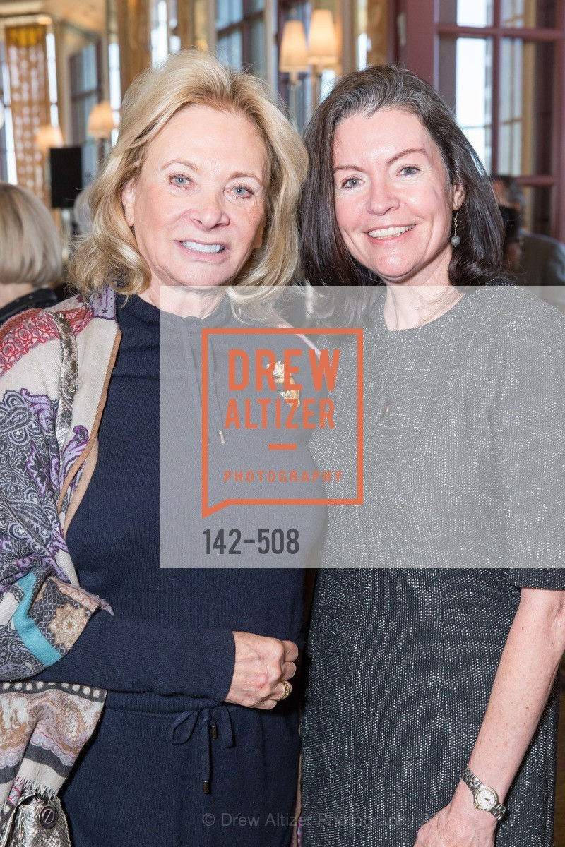Sara Hills, Elizabeth Birka-White, San Francisco Opera Guild Annual Meeting & Luncheon, The Westin St. Francis Union Square. 335 Powell St, November 10th, 2015,Drew Altizer, Drew Altizer Photography, full-service agency, private events, San Francisco photographer, photographer california