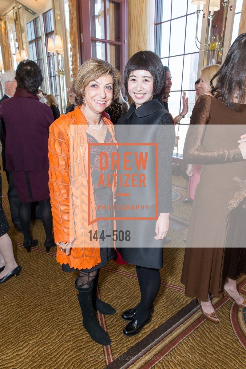 Ludmila Eggleton, Yuka Uehara, San Francisco Opera Guild Annual Meeting & Luncheon, The Westin St. Francis Union Square. 335 Powell St, November 10th, 2015,Drew Altizer, Drew Altizer Photography, full-service agency, private events, San Francisco photographer, photographer california