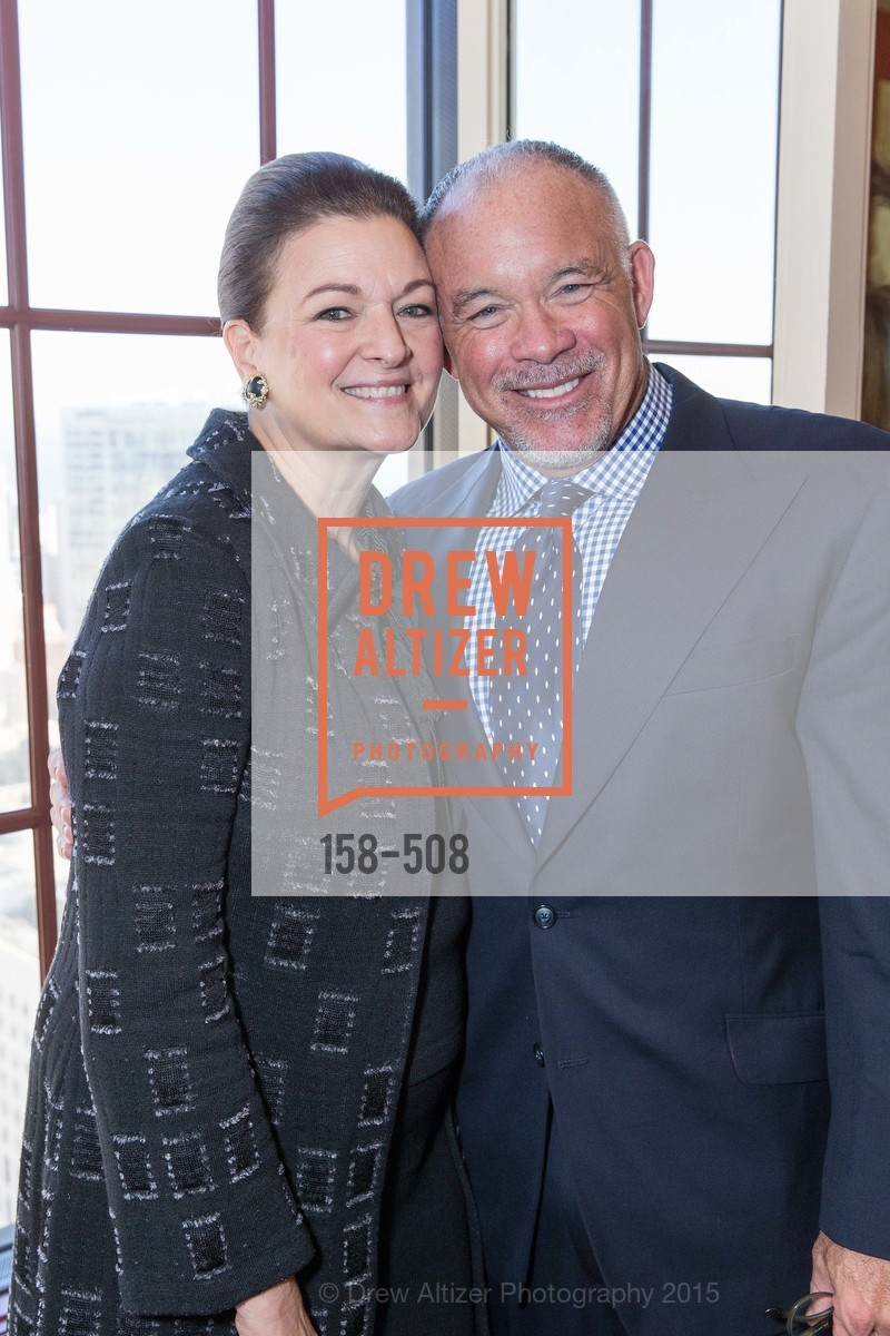 Susan Malott, Jon Finck, San Francisco Opera Guild Annual Meeting & Luncheon, The Westin St. Francis Union Square. 335 Powell St, November 10th, 2015,Drew Altizer, Drew Altizer Photography, full-service agency, private events, San Francisco photographer, photographer california