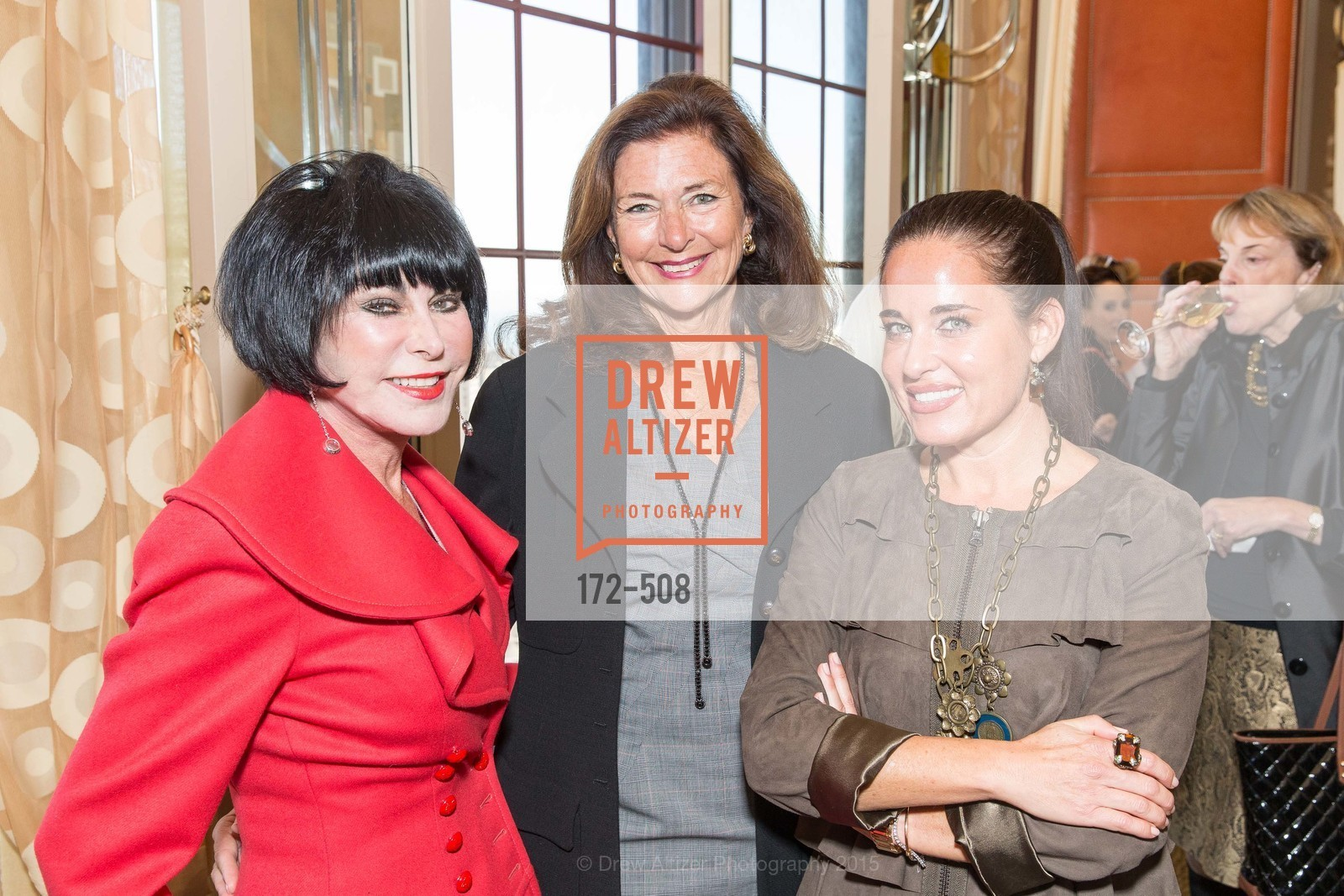 Marilyn Cabak, Linda Zider, Natalia Urrutia, San Francisco Opera Guild Annual Meeting & Luncheon, The Westin St. Francis Union Square. 335 Powell St, November 10th, 2015,Drew Altizer, Drew Altizer Photography, full-service agency, private events, San Francisco photographer, photographer california