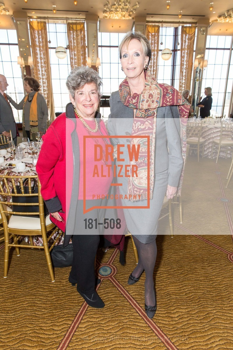 Delia Ehrlich, Sallie Huntting, San Francisco Opera Guild Annual Meeting & Luncheon, The Westin St. Francis Union Square. 335 Powell St, November 10th, 2015,Drew Altizer, Drew Altizer Photography, full-service agency, private events, San Francisco photographer, photographer california
