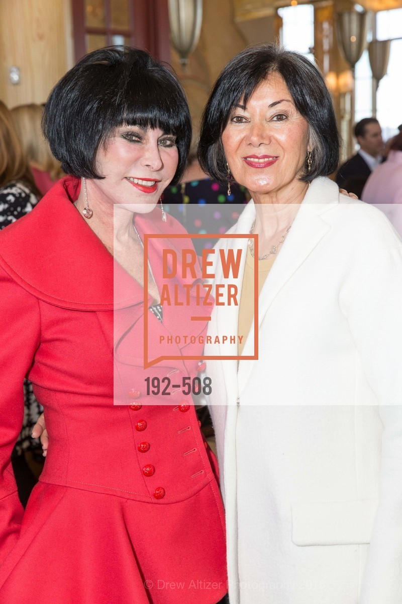 Marilyn Cabak, Nafiseh Lindberg, San Francisco Opera Guild Annual Meeting & Luncheon, The Westin St. Francis Union Square. 335 Powell St, November 10th, 2015,Drew Altizer, Drew Altizer Photography, full-service agency, private events, San Francisco photographer, photographer california