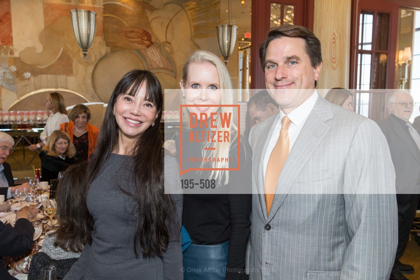 France Szeto, Shannon Cronan, Gregory Malin, San Francisco Opera Guild Annual Meeting & Luncheon, The Westin St. Francis Union Square. 335 Powell St, November 10th, 2015,Drew Altizer, Drew Altizer Photography, full-service agency, private events, San Francisco photographer, photographer california