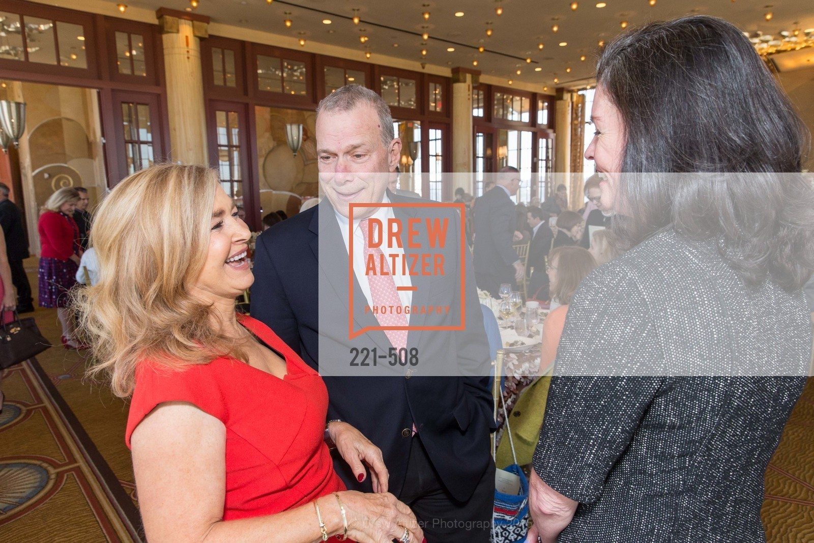 Lynne Edminster, David Gockley, Elizabeth Birka-White, San Francisco Opera Guild Annual Meeting & Luncheon, The Westin St. Francis Union Square. 335 Powell St, November 10th, 2015,Drew Altizer, Drew Altizer Photography, full-service agency, private events, San Francisco photographer, photographer california
