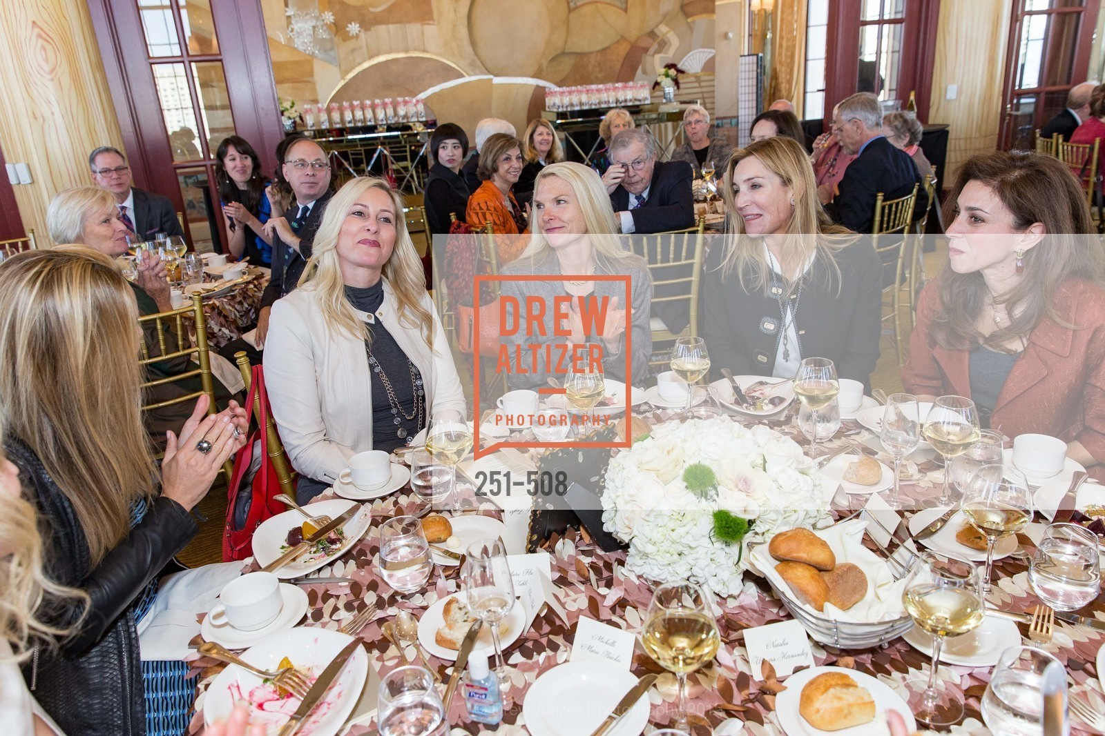 Ginny Ziegler, Linle Froebe, Maryam Muduroglu, San Francisco Opera Guild Annual Meeting & Luncheon, The Westin St. Francis Union Square. 335 Powell St, November 10th, 2015,Drew Altizer, Drew Altizer Photography, full-service agency, private events, San Francisco photographer, photographer california
