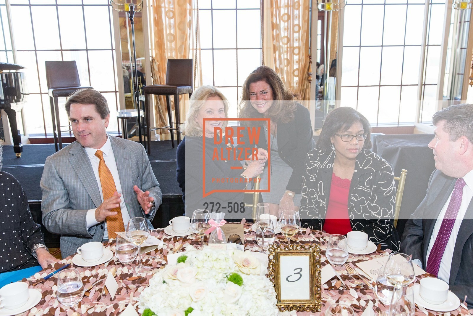 Gregory Malin, Sara Hills, Linda Zider, Danielle Lane, Alan Morrell, San Francisco Opera Guild Annual Meeting & Luncheon, The Westin St. Francis Union Square. 335 Powell St, November 10th, 2015,Drew Altizer, Drew Altizer Photography, full-service agency, private events, San Francisco photographer, photographer california