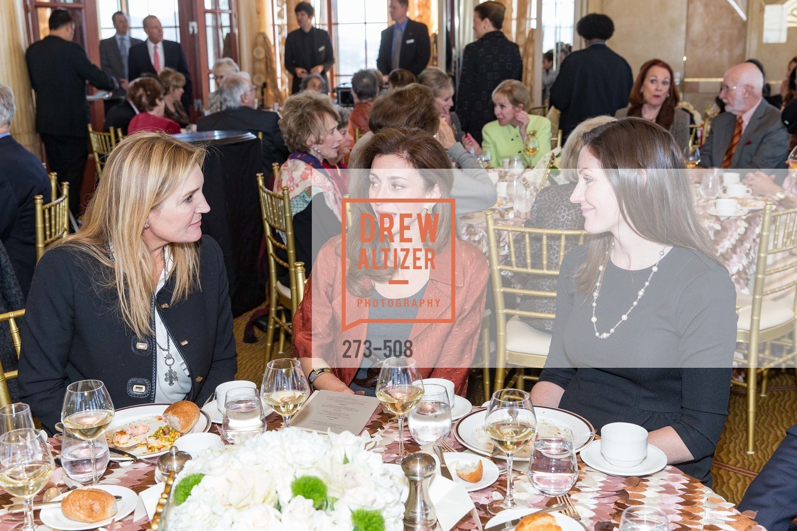 Maryam Muduroglu, Annie Schieding, San Francisco Opera Guild Annual Meeting & Luncheon, The Westin St. Francis Union Square. 335 Powell St, November 10th, 2015,Drew Altizer, Drew Altizer Photography, full-service agency, private events, San Francisco photographer, photographer california