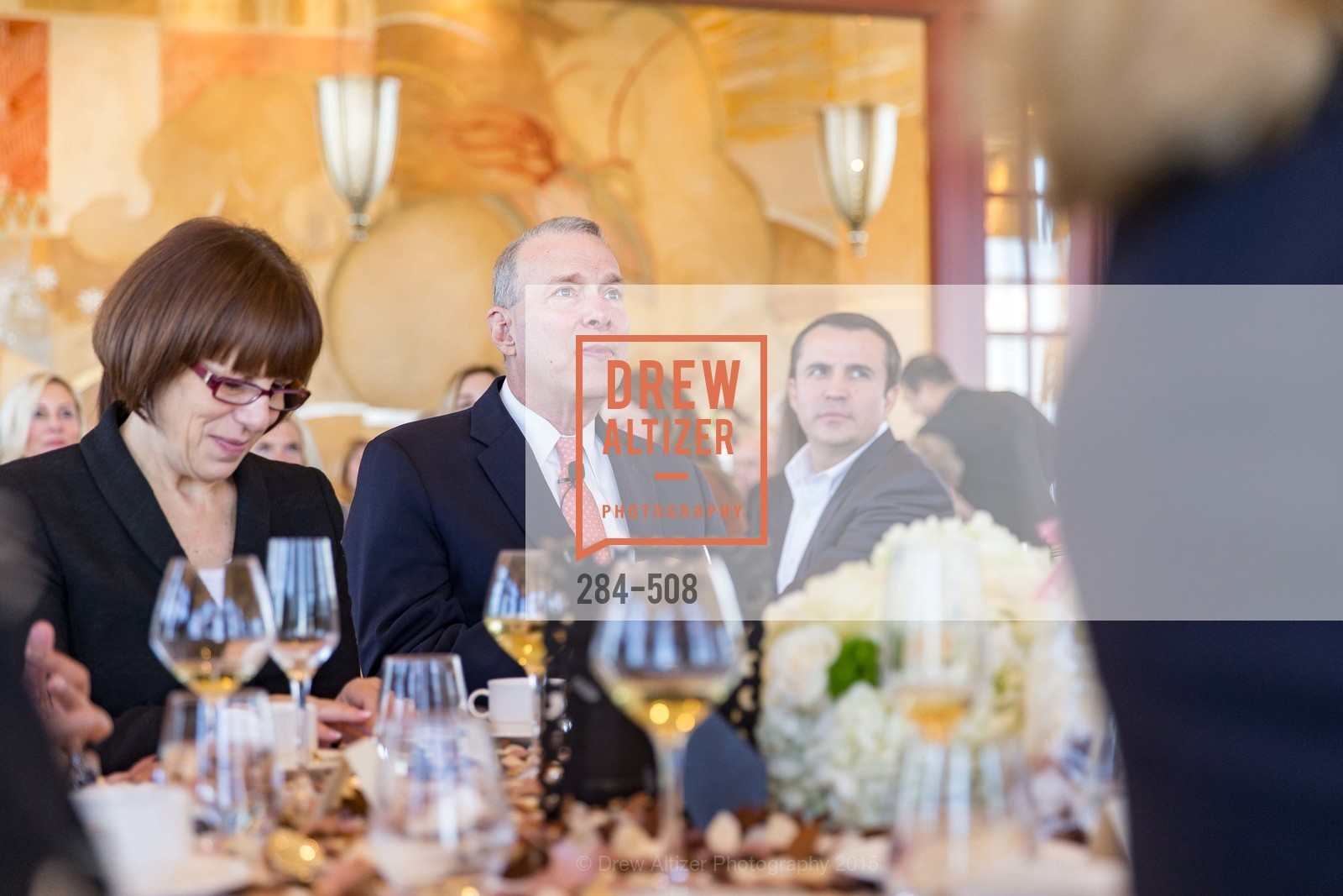 Terri Mino, David Gockley, San Francisco Opera Guild Annual Meeting & Luncheon, The Westin St. Francis Union Square. 335 Powell St, November 10th, 2015,Drew Altizer, Drew Altizer Photography, full-service agency, private events, San Francisco photographer, photographer california