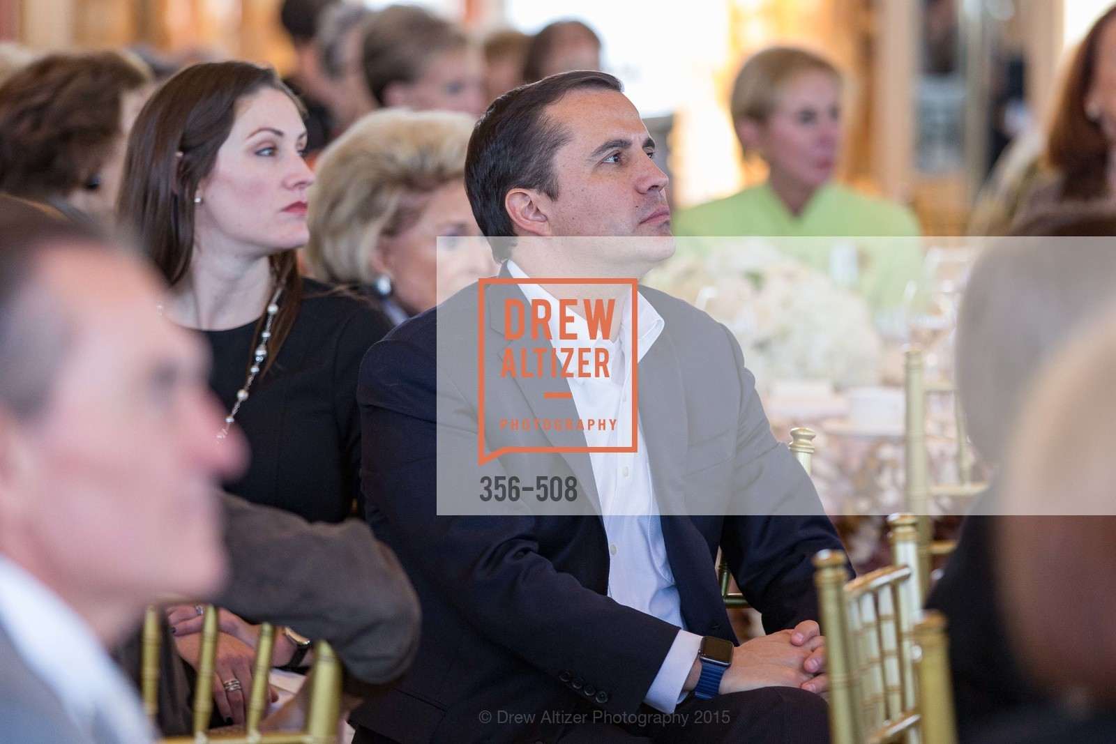Jorge Jaramillo, San Francisco Opera Guild Annual Meeting & Luncheon, The Westin St. Francis Union Square. 335 Powell St, November 10th, 2015,Drew Altizer, Drew Altizer Photography, full-service agency, private events, San Francisco photographer, photographer california