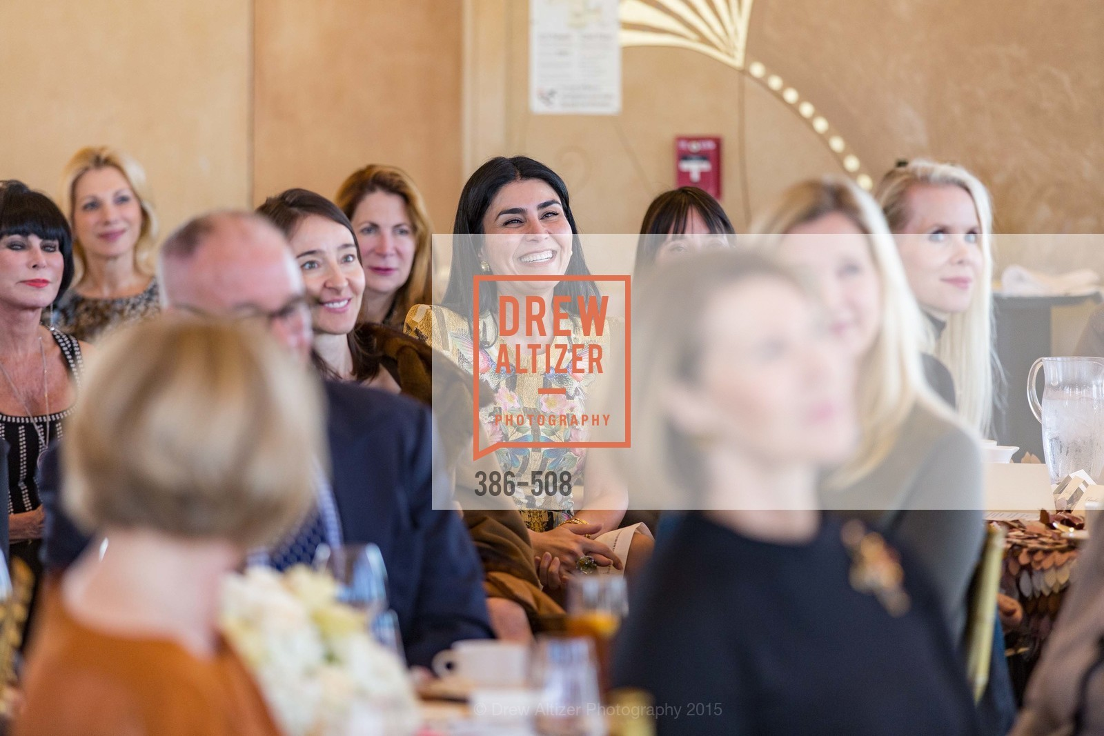 Afsaneh Akhtari, San Francisco Opera Guild Annual Meeting & Luncheon, The Westin St. Francis Union Square. 335 Powell St, November 10th, 2015,Drew Altizer, Drew Altizer Photography, full-service agency, private events, San Francisco photographer, photographer california