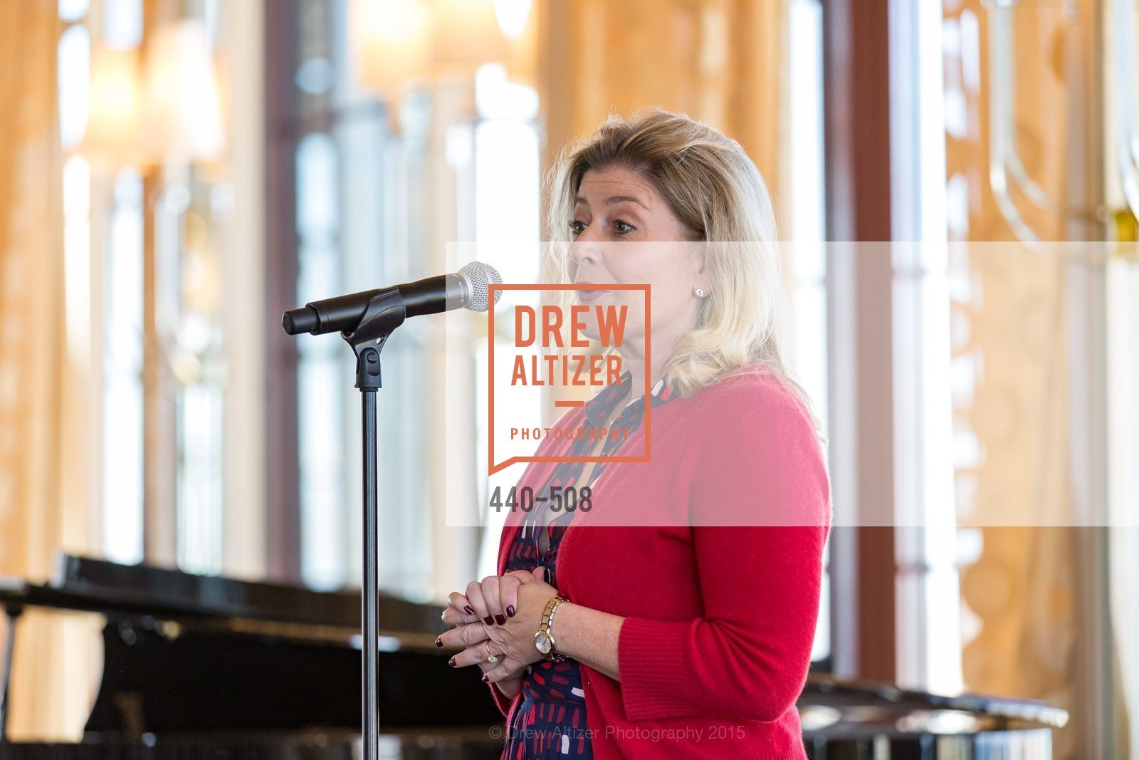 Caroline Altman, San Francisco Opera Guild Annual Meeting & Luncheon, The Westin St. Francis Union Square. 335 Powell St, November 10th, 2015,Drew Altizer, Drew Altizer Photography, full-service agency, private events, San Francisco photographer, photographer california