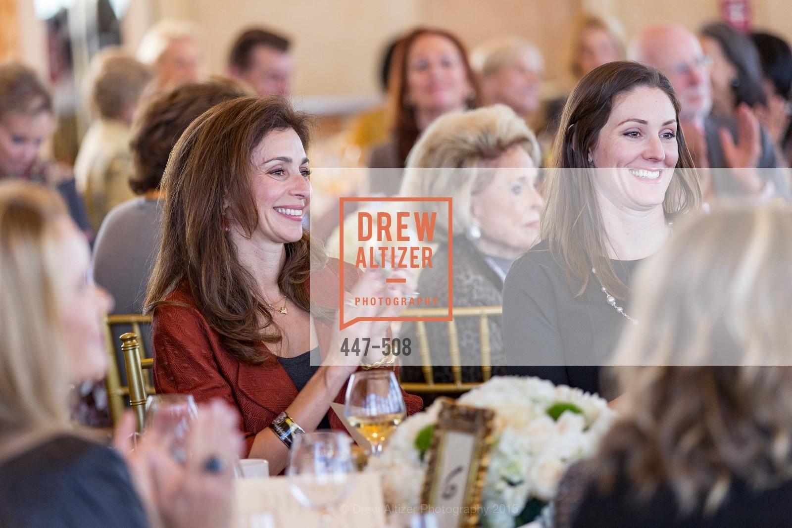 Maryam Muduroglu, Annie Schieding, San Francisco Opera Guild Annual Meeting & Luncheon, The Westin St. Francis Union Square. 335 Powell St, November 10th, 2015,Drew Altizer, Drew Altizer Photography, full-service event agency, private events, San Francisco photographer, photographer California