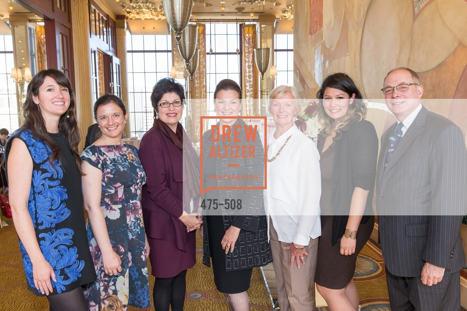 Megan McDonald, Kelly Dewees, Ellen Kerrigan, Susan Malott, Martha Chesley, Dianna Cavagnaro, Andrew Berger, San Francisco Opera Guild Annual Meeting & Luncheon, The Westin St. Francis Union Square. 335 Powell St, November 10th, 2015,Drew Altizer, Drew Altizer Photography, full-service event agency, private events, San Francisco photographer, photographer California
