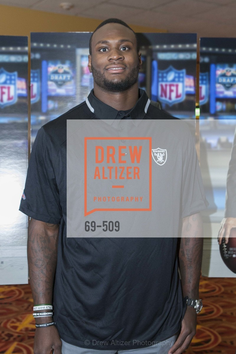 Latavius Murray, SUMMIT ENTERTAINMENT Presents a Special Screening of DRAFT DAY with the Oakland Raiders, US. AMC 16 Shellmound, Emeryville, Ca, April 9th, 2014,Drew Altizer, Drew Altizer Photography, full-service event agency, private events, San Francisco photographer, photographer California